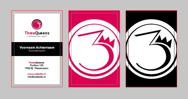 [Huisstijl] ThreeQueens