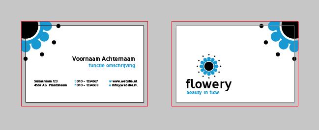 [Huisstijl] Flowery