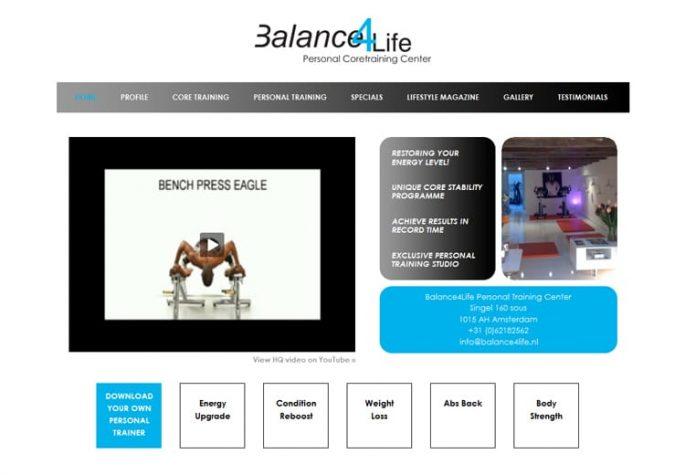 Indexpagina - Balance4Life