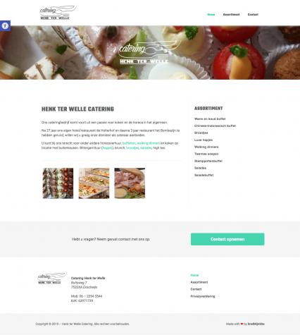 Homepagina - Henk ter Welle Catering