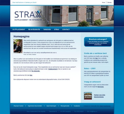 strax-website-indexpagina